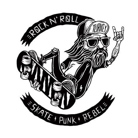 Rock N Roll rock n 180 roll rebel on behance