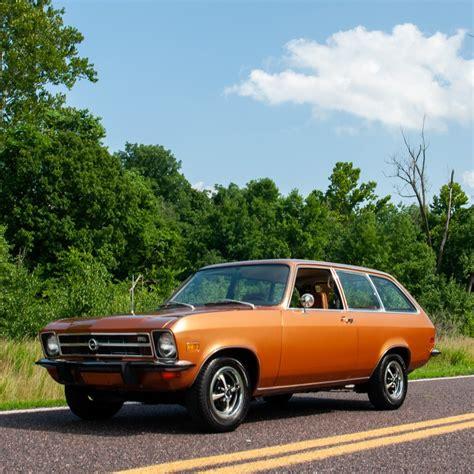 1973 opel cars 1973 opel 1900 sports wagon motoexotica car sales