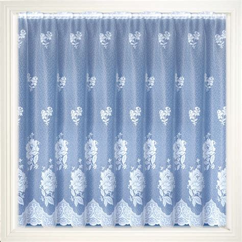 luxury lace curtains modern white sheer net curtain luxury lace curtains nets