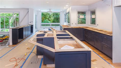home renovation kitchen these mortgages and loans pay for home renovations bankrate