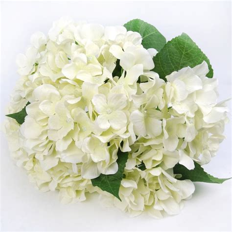 36 Pcs Artificial Silk Hydrangea Flower Floral Wedding Artificial Flower Silk Hydrangea Bush Wedding Bouquet Homedecor Ebay