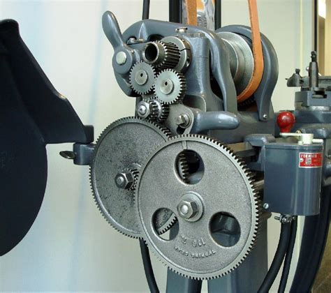 South Bend Type 15 Lathe