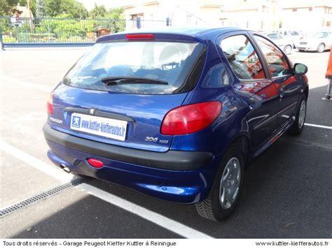 peugeot 206 5 portes 2 0l hdi 90cv 2001 occasion auto