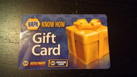 Napa Gift Cards - napa gift card seat belt pads honda accord forum honda accord enthusiast forums