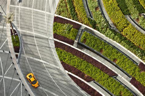 burj khalifa park by swa 171 landscape architecture