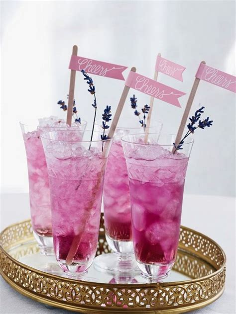 Cocktail Party Wedding Ideas - welcome drinks wedding ideas pinterest