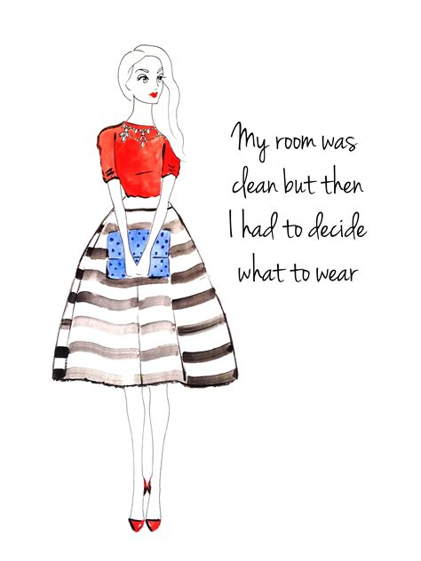 fashion illustration quotes fashion quote