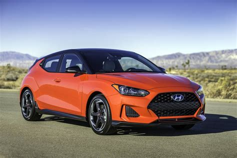 Hyundai New 2019 by 2019 Hyundai Veloster And Veloster N Officially Unveiled