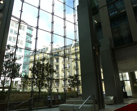 glass facades insulating glass facade office building in paris glassonweb com