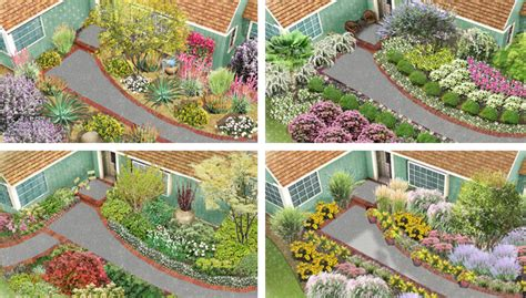 Desert House Plans by 4 Creative Front Yard Landscaping Ideas