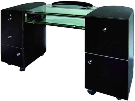 manicure nail table elegant manicure tables for your