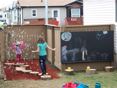 backyard play area backyard play area backyard play area diy play yard
