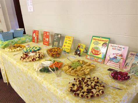 storybook themes story book themed baby shower food baby shower