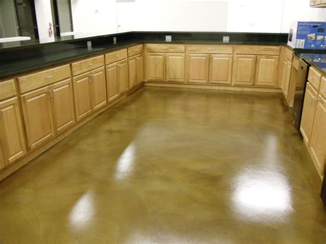 pros cons  epoxy floors weighing   deciding