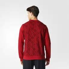 Hoodie Kancing Ac Milan Bahan Cotton Fleece 2 adidas mens sweatshirts sweaters hoodies adidas canada