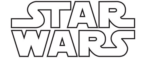 coloring pages star wars logo star wars logo wallpapers wallpaper cave