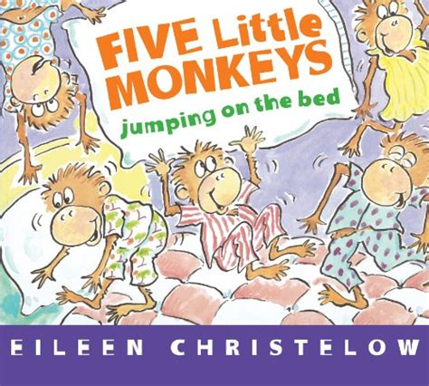monkey jumping on the bed five little monkeys jumping on the bed webnuggetz com