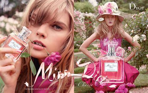 Parfum Miss Cherie Original fragrance caign miss cherie creative hunch