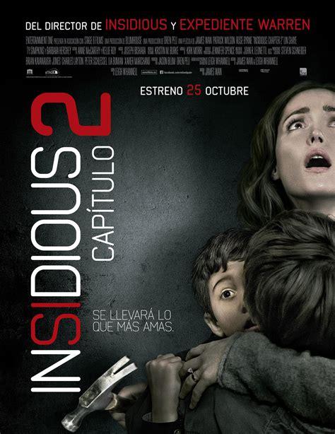 film completo insidious ita insidious 2 online gratis castellano ciesopelicula
