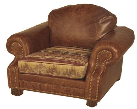 roosevelt chair hickory roosevelt chair with ottoman lodge craft