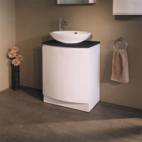 floor mounted vanity units bathroom voss 620 floor mounted black countertop vanity unit