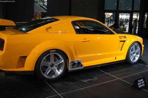auction results and data for 2005 ford mustang gt r