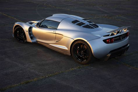 2011 Hennessey Venom GT final fit and finish
