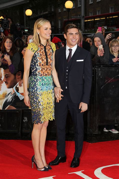 zac efron and taylor schilling the lucky one interview zac efron and taylor schilling photos photos zac efron