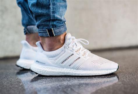 restock alert grab   white adidas ultra boost