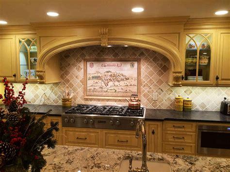 italian kitchen tile murals italian tile backsplash tile