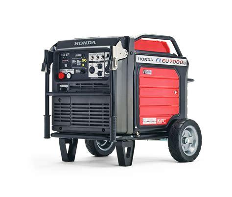 honda eu7000is generator honda generators portable generator power for home work