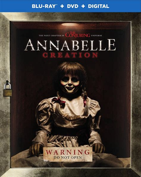 annabelle doll dvd review annabelle creation one our views