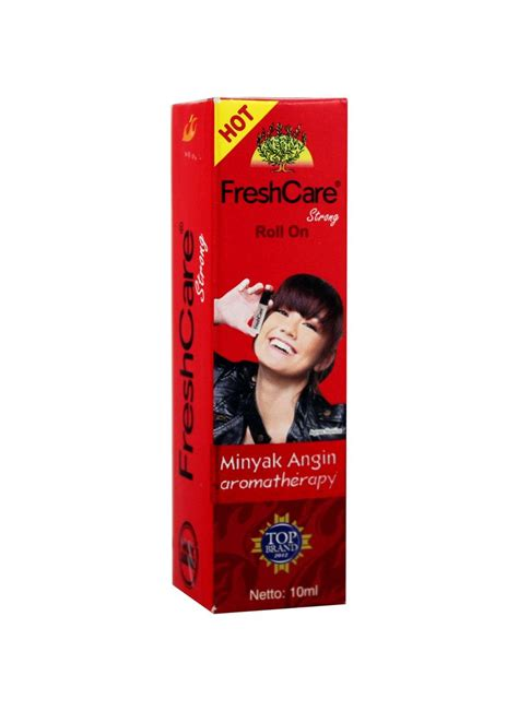 Cooling Fresh Minyak Angin Aroma Theraphy 1 fresh care minyak angin aroma therapy strong btl 10ml klikindomaret