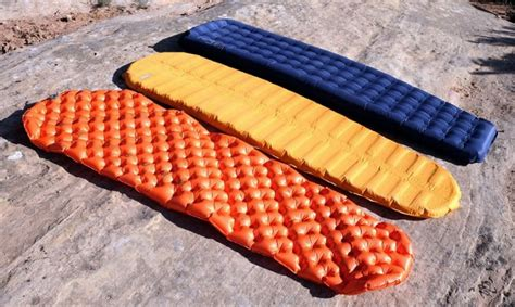 most comfortable backpacking sleeping pad best backpacking sleeping pads top products for the money