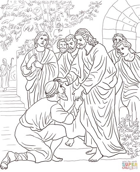 solomon coloring sheet free coloring pages jesus heals a man by the pool coloring page many