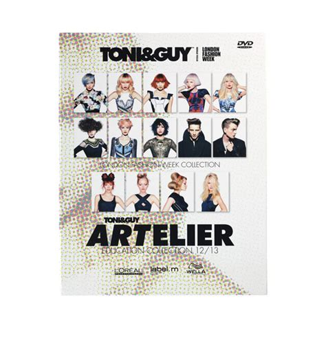toni and guy 2011 collection toni guy artelier 2012 13 dvd free next day delivery