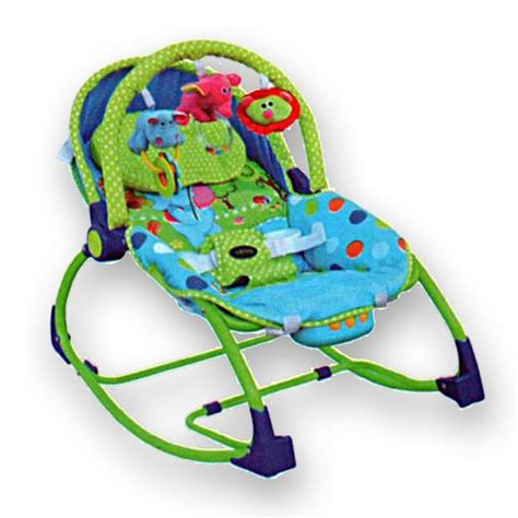 pliko pk 308 hammock rocking chair polkadot baby bouncer ayunan bayi multicolor lazada