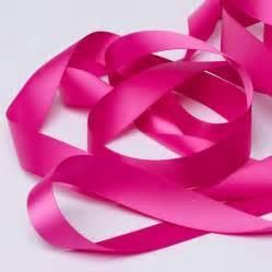 Pocketfold Fuchsia Pink Satin Ribbon