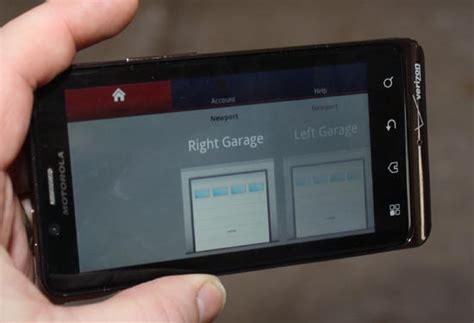Liftmaster Garage Door App Liftmaster Elite Series Garage Door Opener With Myq Technology Review