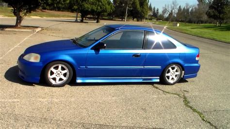 Honda Civic Kit by 1999 Honda Civic Dx Kit