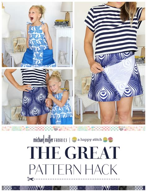 sewing pattern hacks the great pattern hack the sewing rabbit hacks shorts