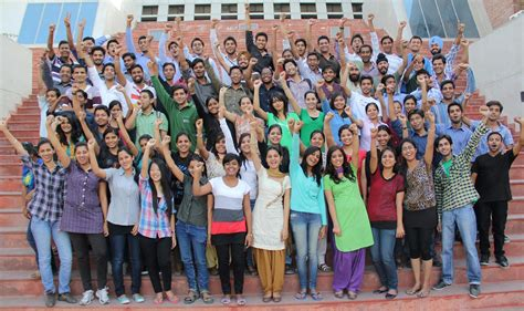 Lovely Professional Mba Placements by Lpu Placement Record Stands For The Session 12 13