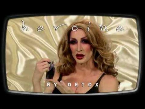 Detox Perfume Commercial rupaul s drag race detox s perfume commercial