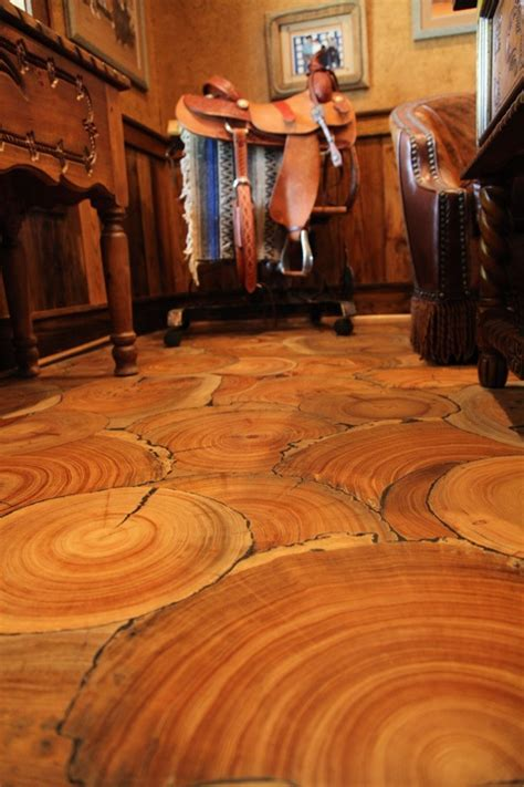 Roundup: 10 Stunning & Unique DIY Wood Floors   Curbly