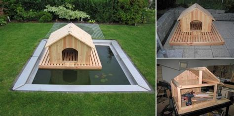 what to consider when building a house how to build a floating duck house total survival