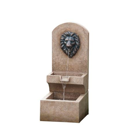 home depot outdoor decor smart solar fountains outdoor decor garden center