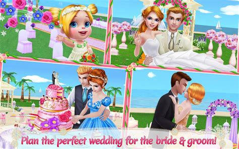 wedding planner game android apps on google play