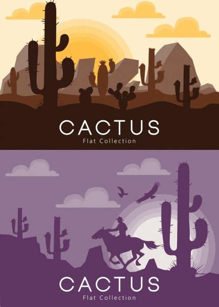 cactus  vector    vector
