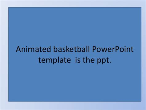 cool animated powerpoint templates free cool animated basketball background powerpoint template