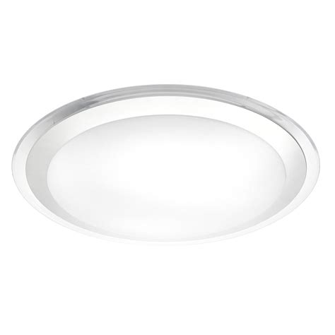 Oyster Ceiling Lights Brilliant Lighting 44cm 22w Charlton Led Oyster Ceiling Light